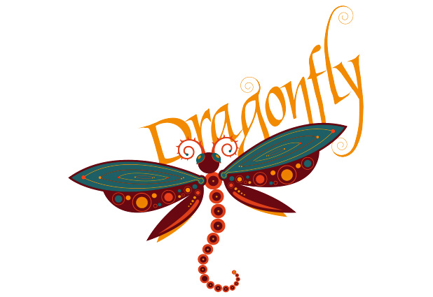 Dragonfly Illustration
