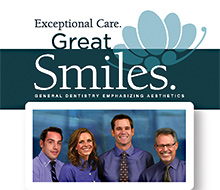 Greenwood Dental Associates Printed Pieces