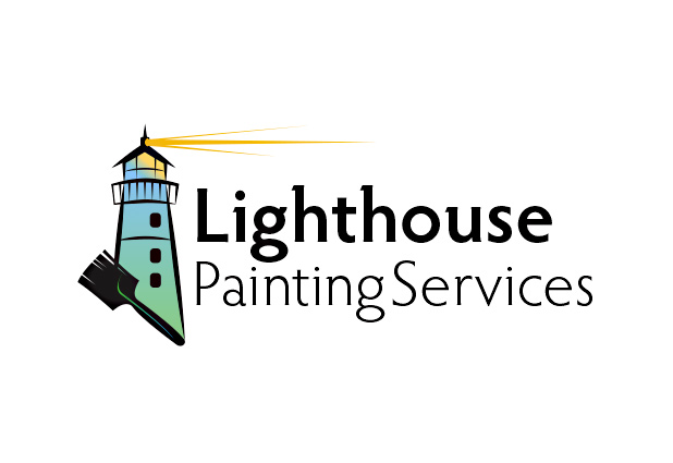 Lighthouse Painting Service Logo