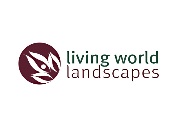 Living World Landscapes Logo