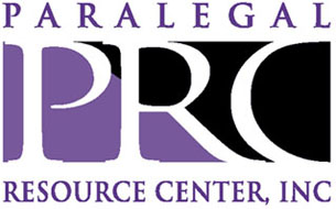 Paralegal Resource Center Logo